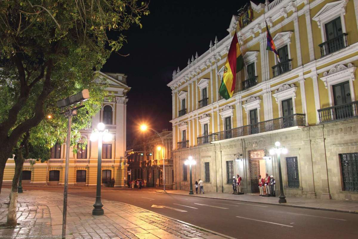 Murillo Square