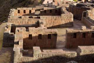 Pisac; archaeological site