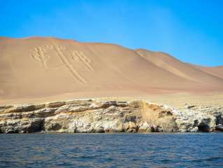 The Ballestas Islands and the Oasis of Huacachina