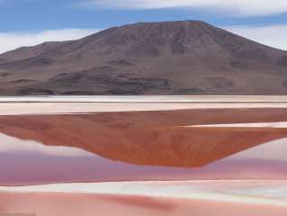 The lagoons of North Lipez