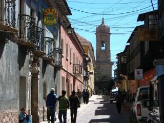 Journey between Sucre and Potosi by bus / Free afternoon in Potosi