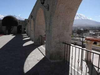 Visit to the white city of Arequipa