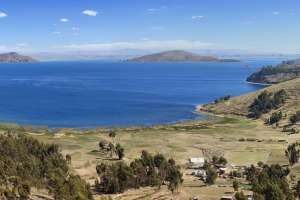 Cruise on Lake Titicaca