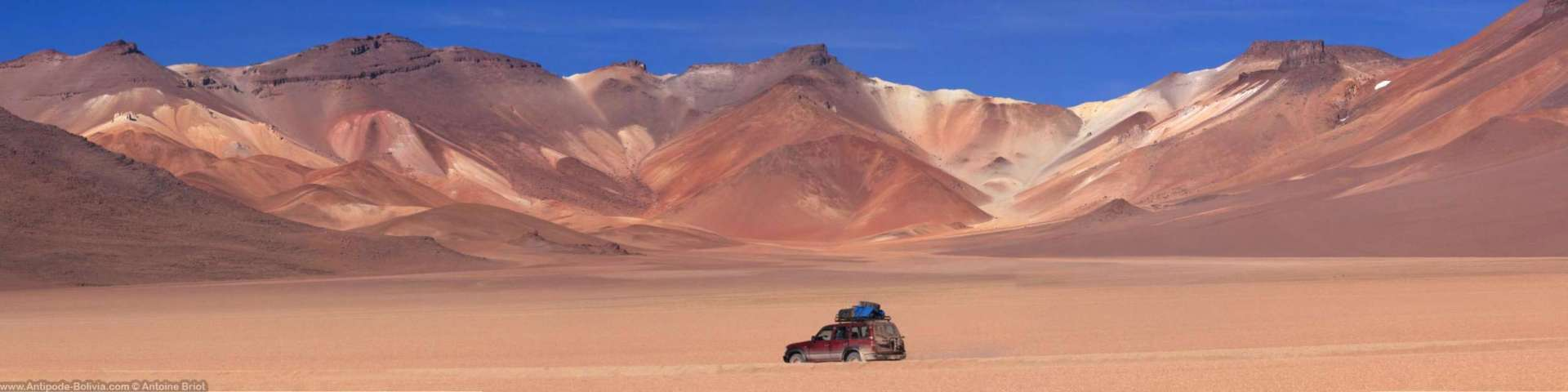 Escapade from Tupiza, to the South Lipez and the Salar of Uyuni, in 4 days
